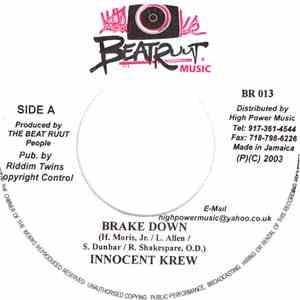 Innocent Krew - Brake Down