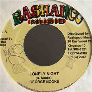 George Nooks - Lonely Night