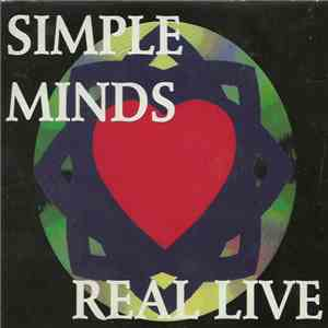 Simple Minds - Real Live