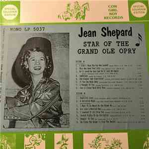 Jean Shepard - Star Of The Grand Ole Opry