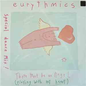 Eurythmics - There Must Be An Angel Playing With My Heart (special Dance Re ...