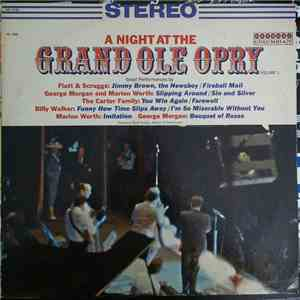 Various - A Night At The Grand Old Opry Volume 1