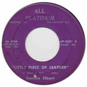 Donnie Elbert - Little Piece Of Leather