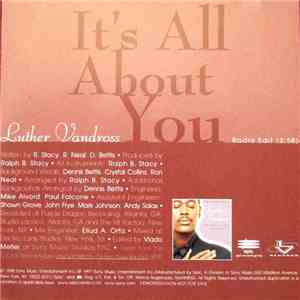 Luther Vandross - It's All About You