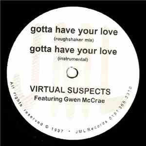 Virtual Suspects - Gotta Have Your Love