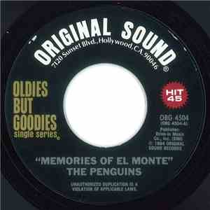 The Penguins - Memories Of El Monte / Heavenly Angel