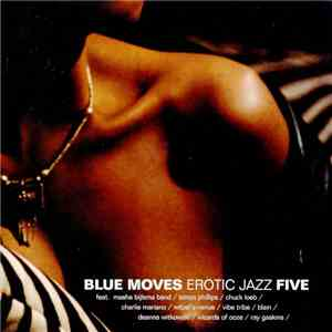 Various - Blue Moves Erotic Jazz Five