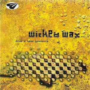 Various - Wicked Wax Vol. 5 - Drum'n Bass Pressure