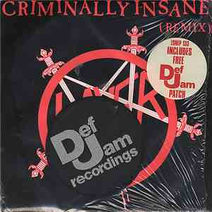 Slayer - Criminally Insane (Remix)