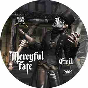 Mercyful Fate - Evil / Curse Of The Pharaohs