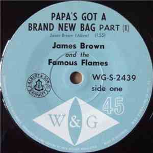 James Brown & The Famous Flames - Papa's Got A Brand New Bag