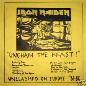 Iron Maiden - Unchain The Beast