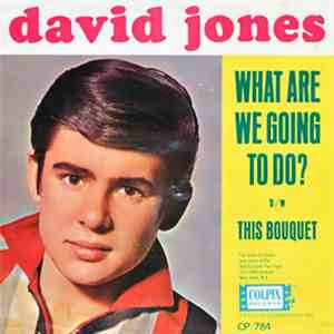 David Jones - What Are We Going To Do? / This Bouquet