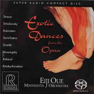 Eiji Oue, Minnesota Orchestra - Exotic Dances From The Opera