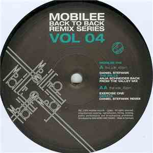 Daniel Stefanik, Exercise One - Mobilee Back To Back Remix Series Vol 04
